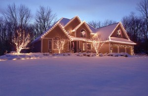 snow n clear lights